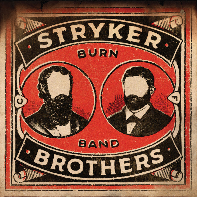 Stryker Brothers Burn Band Double LP Vinyl