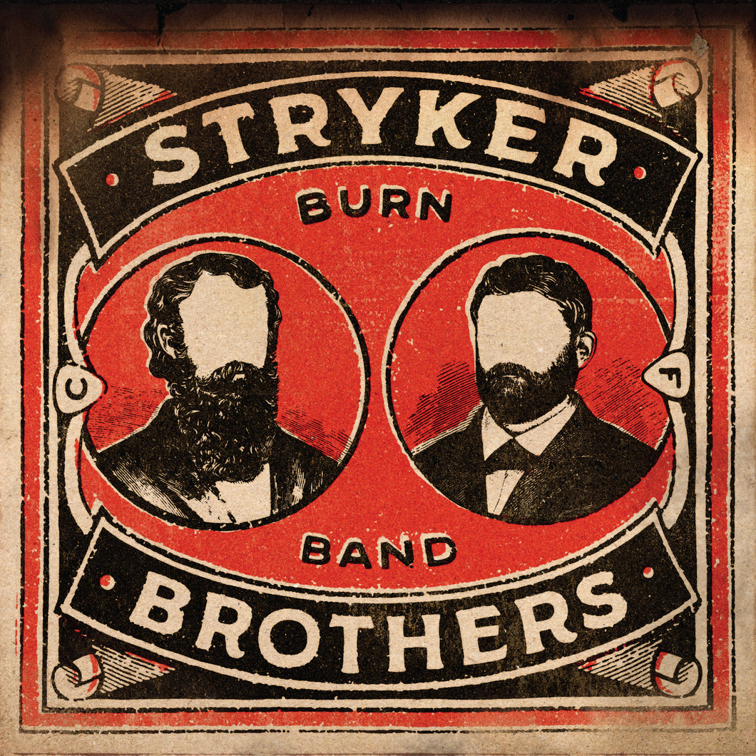 Stryker Brothers Burn Band Double LP