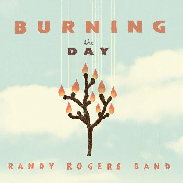 Burning the Day CD