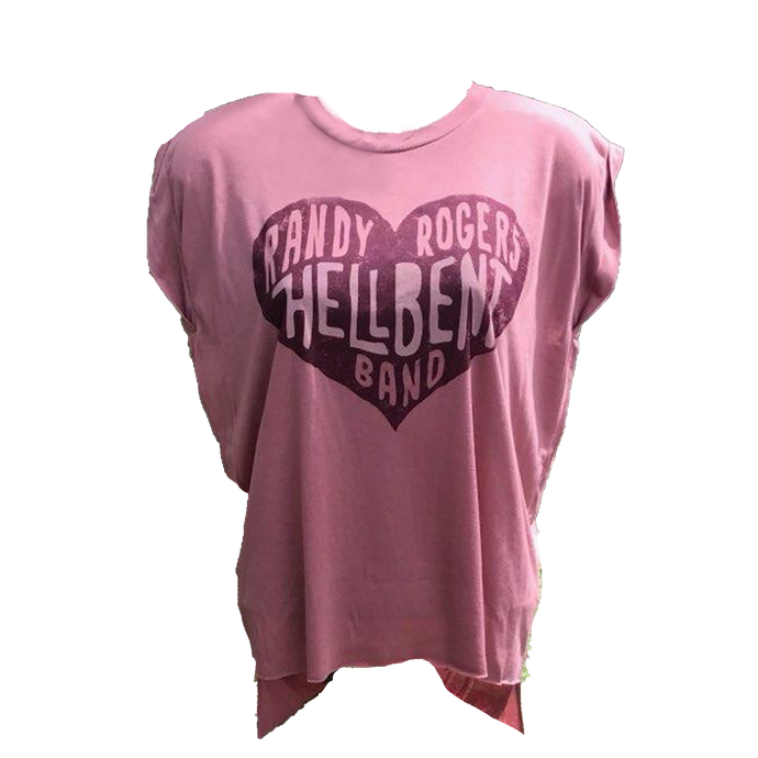 Ladies Hellbent Heart Tee