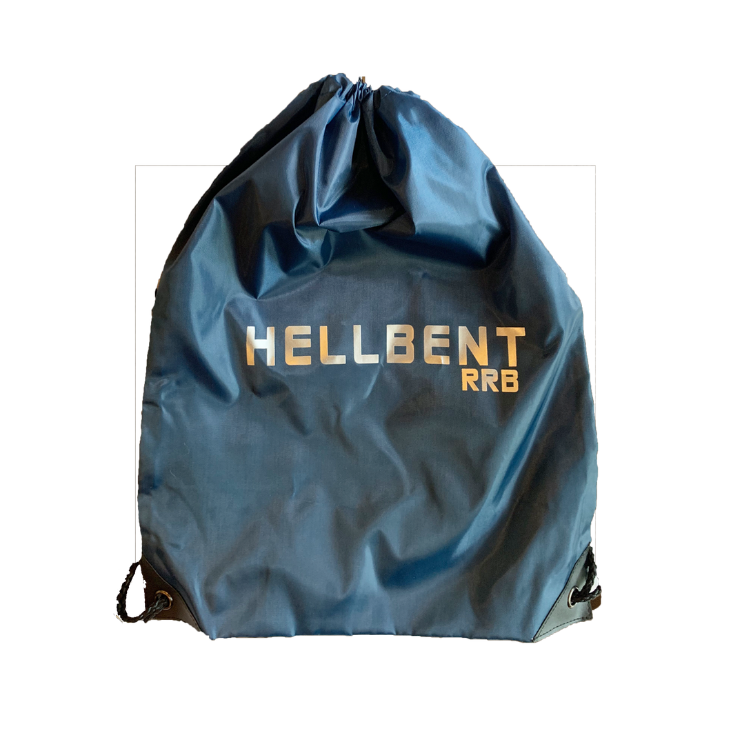 Hellbent Drawstring Bag