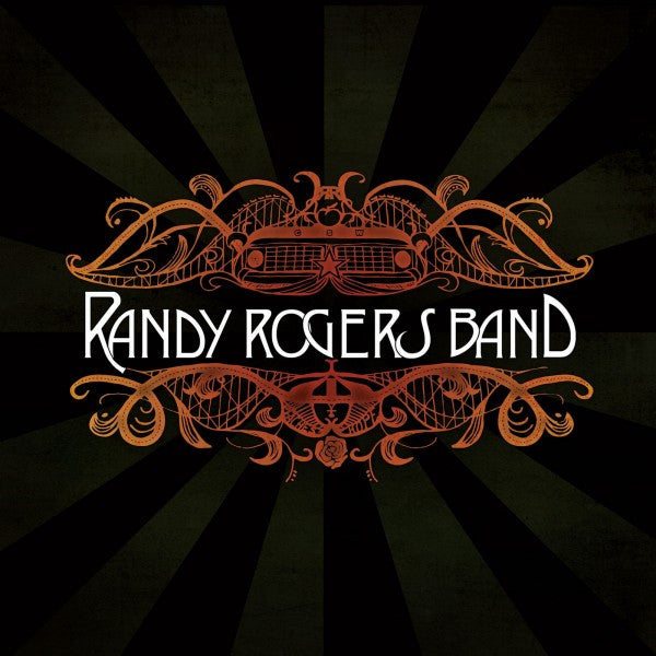 Randy Rogers Band CD
