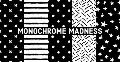 Endless Essentials: Monochrome Madness