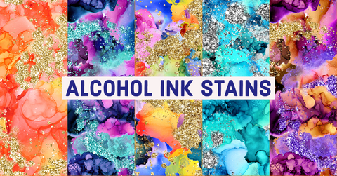 Endless Essentials Pre-Order: Alcohol Ink Stains