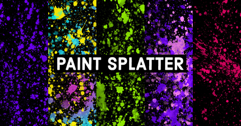 Endless Essentials Pre-Order: Paint Splatter