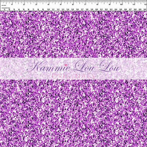 Endless Essentials Pre-Order: Kammieland Glitters - Traditional Basic Purple KF