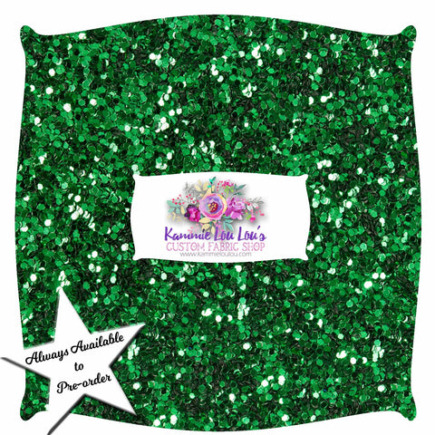 Endless Essentials Pre-Order: Kammieland Glitters - Traditional Evergreen