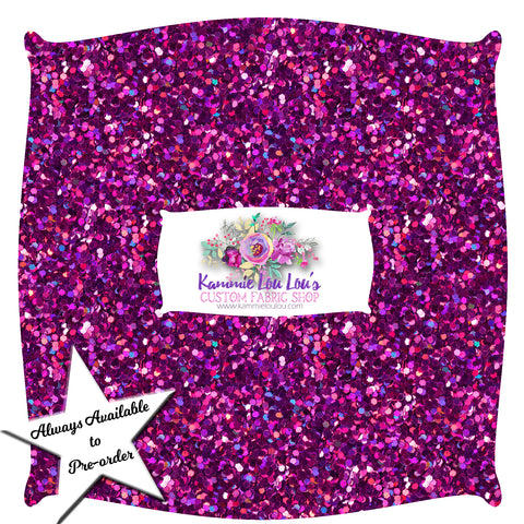 Endless Essentials Pre-Order: Kammieland Glitters - Traditional Plum Crazy