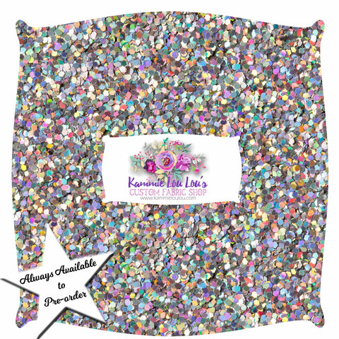 Endless Essentials Pre-Order: Kammieland Glitters - Traditional Unicorn Silver