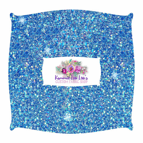 Endless Essentials Pre-Order: Kammieland Glitters - Unicorn Blue