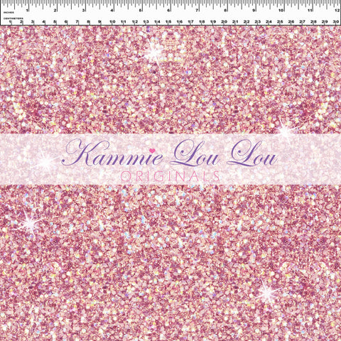 Endless Essentials Pre-Order: Kammieland Glitters - Blush