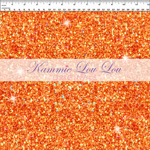 Endless Essentials Pre-Order: Kammieland Glitters - Orange