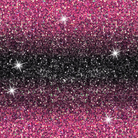 Endless Essentials Pre-Order: Kammieland Glitters - Black Pink Ombre