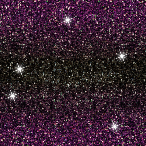 Endless Essentials Pre-Order: Kammieland Glitters - Black Plum Ombre