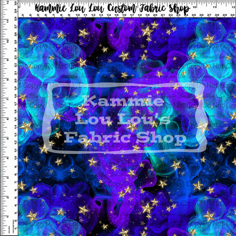 Endless Essentials Pre-Order: Kammieland Most Requested - Aqua Smoke Stars