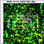 Endless Essentials Pre-Order: Paint Splatter - Lemon Lime Remix