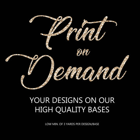 PRINT ON DEMAND SERVICE - YARDAGE