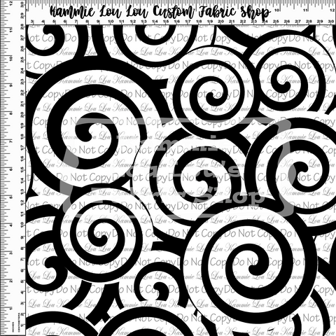 R96 Pre-Order Twisted Icons - Psychedelic Circles - Regular Scale