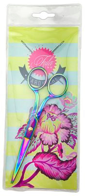 NOTIONS: Tula Pink Straight Scissor 6 inch