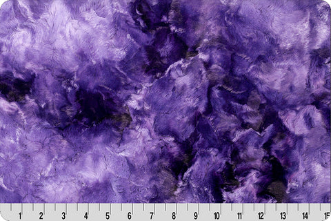 Endless Essentials Pre-Order: Minky Basics - Cuddle® Galaxy Viola