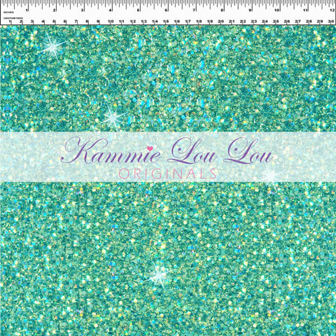 Endless Essentials Pre-Order: Kammieland Glitters - Turquoise