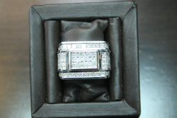 MENS 5.06 TCW DIAMOND FASHION RING