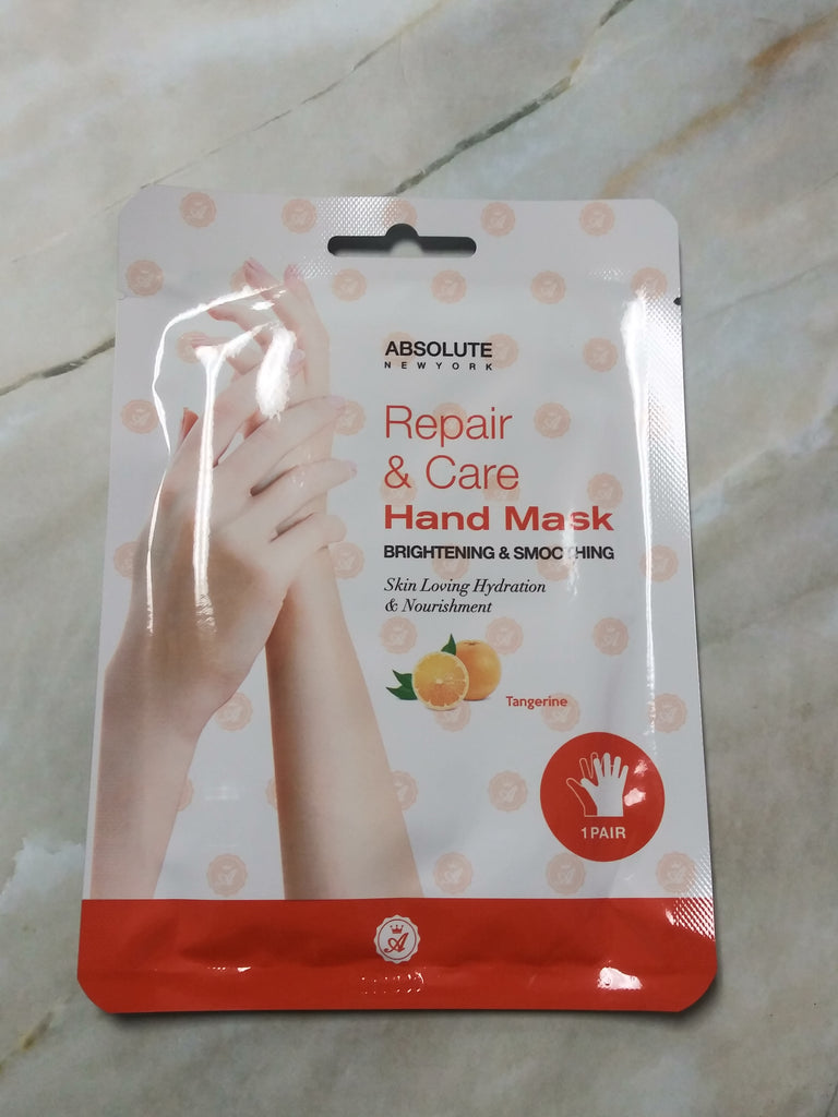 Repair Hand Mask - Peppi Gel