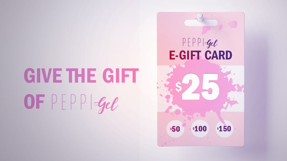 Gift Card - Peppi Gel