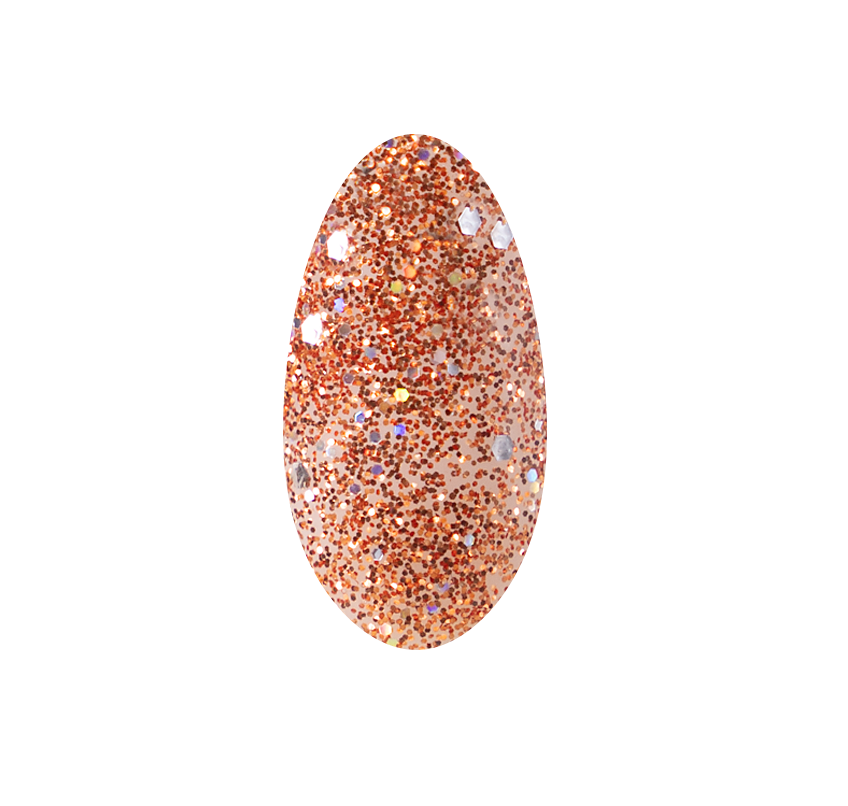glitter dip powder | Peppi Gel
