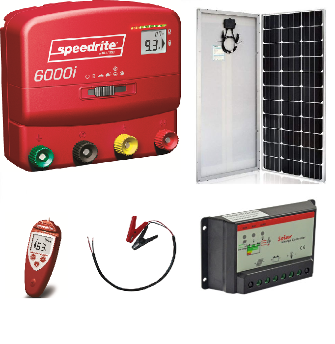 **NEW Product** Solar Bundle - Speedrite 6000i Unigizer + Remote(Temporarily Sold Out - ETA 8/30)