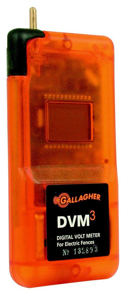 Gallagher Digital Voltmeter