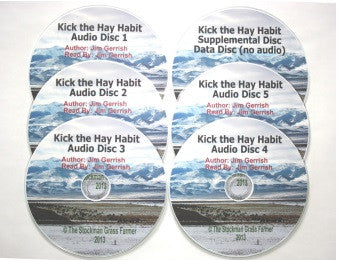 Kick the Hay Habit Audio Book
