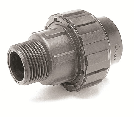 "1"" IPS Male Adapter (SDR IPS HDPE PIPE ONLY)"