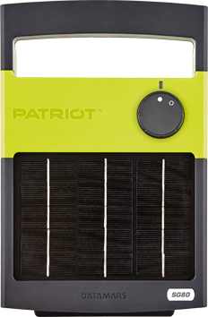 Patriot Solarguard 150 Electric Fence Energizer American