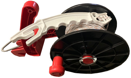 (Sold Out - ETA May 21, 2021) Preloaded Mini Reel w/ ~300' Gallagher Turbo wire & ZAMMR Handle