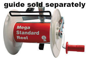 XL O'Brien Large Geared Reel *Guide Sold Separately
