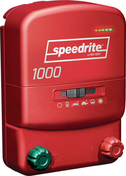 Speedrite 1000 Dual Powered Energizer, 110 V or 12 V