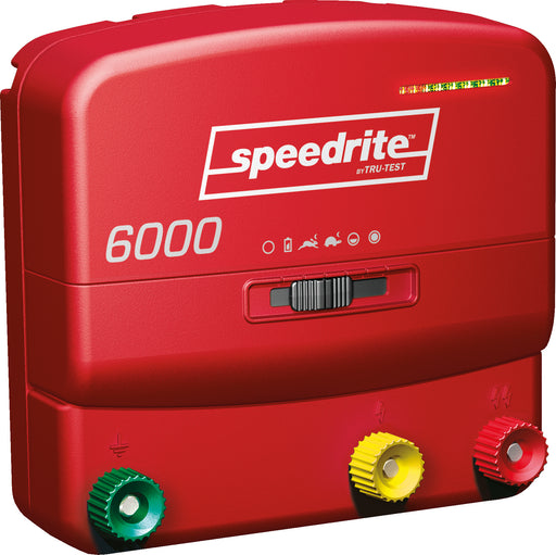 Speedrite 6000 Dual Powered Energizer, 110 V or 12 V