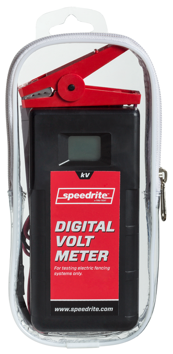 Speedrite Digital Voltmeter