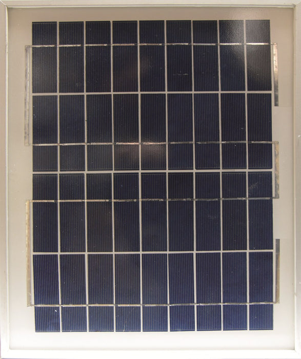 10 Watt 12V Solar Panel (For use with Stafix X1 & Water Bubbler)