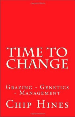 TIME TO CHANGE by Chip Hines (Free Shipping)