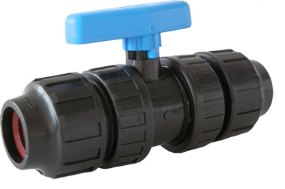 IPS PE Compression Valves (Special Order 3-4 Week Lead Time)
