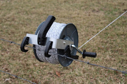 Hybrid Twin Hook Geared Reel