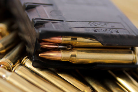 .223/5.56  55 gr. FMJ, Reman (FREE SHIPPING OVER $129)