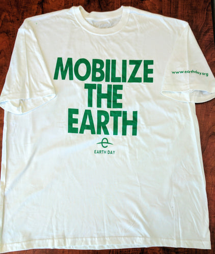 Mobilize the Earth shirt (Patagonia)