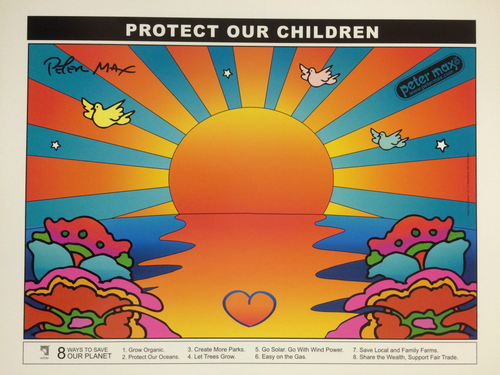 Protect Our Children poster
