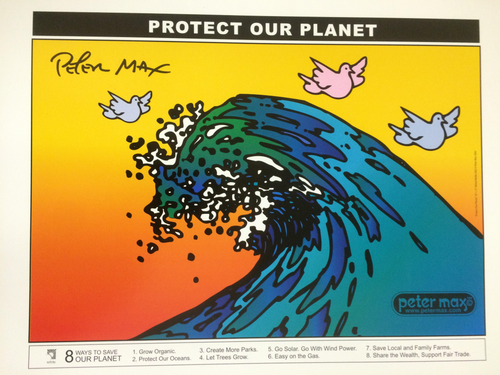 Protect Our Planet poster
