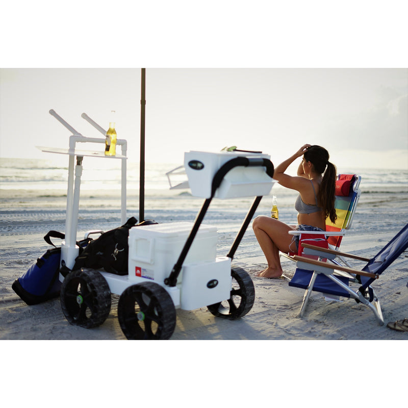 Seamule Beach Cart - Seamule