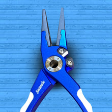 Aluminum Tournament Pliers With Sheath