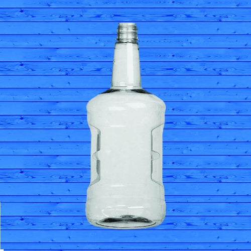 plastic 1.75L handle bottle liter seamule